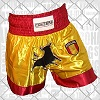 FIGHTERS - Thaibox Shorts: Spanien