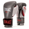 Everlast - Boxhandschuhe / Powerlock Training Gloves / Grau