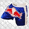 FIGHTERS - Muay Thai Shorts / Red Bull / Blau