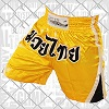 FIGHT-FIT - Muay Thai Shorts / Gelb
