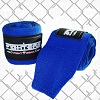 FIGHTERS - Boxbandagen / 450 cm / Unelastisch / Blau