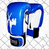 FIGHTERS - Boxhandschuhe / Giant / Blau / 10 oz