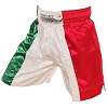 FIGHTERS - Pantalones Muay Thai / Italia / Tri Colore