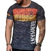 FIGHTERS - T-Shirt / Deutschland / Rot-Gold-Schwarz