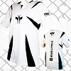 FIGHTERS - Kick-Boxing Shirt / Competition / Weiss / XXS