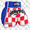 FIGHTERS - Muay Thai Shorts / Kroatien-Hrvatska / Elite
