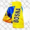 FIGHTERS - Muay Thai Shorts / K-1 / Bosnien-Bosna