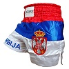 FIGHTERS - Pantalones Muay Thai / Serbia-Srbija / Gbr
