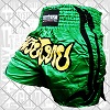 FIGHTERS - Shorts de Muay Thai / Vert