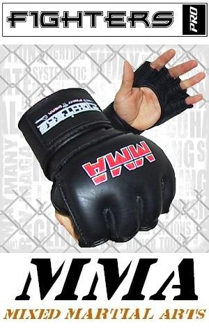 FIGHTERS - MMA Handschuhe / UFX / Medium