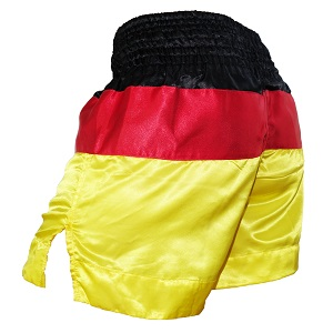 FIGHTERS - Muay Thai Shorts / Deutschland / Small